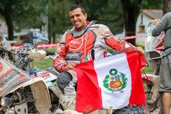 #265 Yamaha: Alexis Hernández