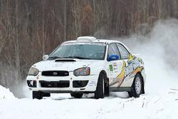 Karel Carré, Subaru Impreza