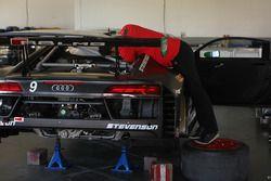 #9 斯蒂文森车队 奥迪R8 LMS