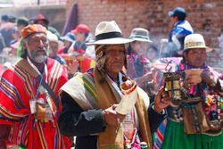 Atmosphäre in Bolivien