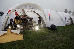Стефан Петерансель и Жан-Поль Коттре, Peugeot 2008 DKR, Peugeot Sport