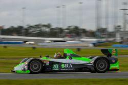 #20 BAR1 Motorsports Oreca FLM09: Johnny Mowlem, Brian Adler, Marc Drumwright, Lucas Auer