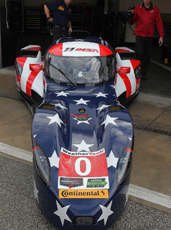Panoz DeltaWing Racing