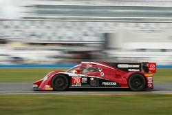 #70 Mazda Motorsports Mazda Prototype : Joel Miller, Tom Long, Ben Devlin
