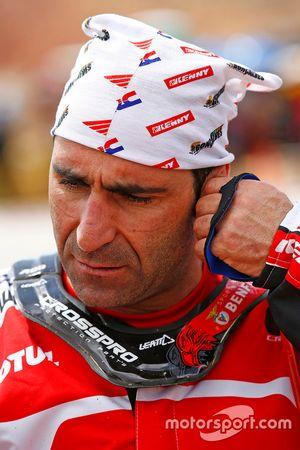 Paulo Goncalves, Honda