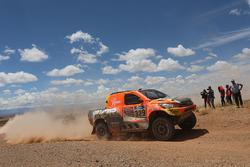 #329 Toyota: Martin Prokop, Jan Tomanek