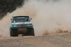 #370 Mercedes: Martin Maldonado, Sebastian Scholz
