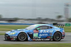 #007 TRG-AMR Aston Martin GT3: Santiago Creel, Antonio Perez, Sergio Perez, Ricardo Perez De Lara, Lars Viljoen