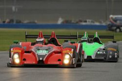 #38 Performance Tech Motorsports ORECA FLM09: James French, Jim Norman, Josh Norman, Brandon Gdovic