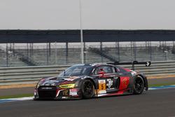 #5 绝对车队奥迪R8 LMS新车首秀:李勇德、方俊宇、阿里西奥·皮卡耶罗
