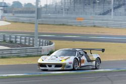 #38 Spirit of Race Ferrari 458 GT3: Nasrat Muzayyin, Aaron Scott