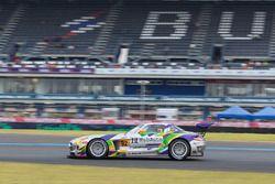#92 Team AAI– HubAuto Mercedes Benz SLS AMG GT3: Han Chen Chen, Shinya Hosokawa, Hiroki Yoshimoto