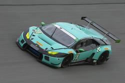 #28 Konrad Motorsport Lamborghini Huracan GT3: Rolf Ineichen, Lance Willsey, Franz Konrad, Fabio Babini, Marc Basseng