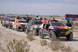 #328 Peugeot: Romain Dumas, François Borsotto