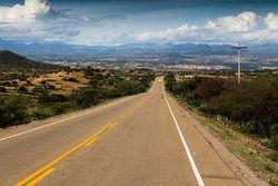 Açık yol, Arjantin