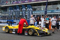 #69 Atlantic Racing Team Wolf Racing GB08 : Shinyo Sano, Zen Low