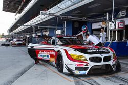 #91 Team AAI BMW Z4 GT3: Junsan Chen, Nobuteru Taniguchi, Ollie Millroy
