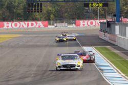 #92 AAI – HubAuto车队 梅赛德斯奔驰SLS AMG GT3: Han Chen Chen, Shinya Hosokawa, Hiroki Yoshimoto