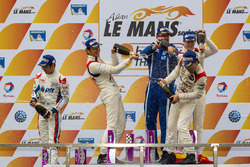 LMP3 podium: winners David Cheng, Ho-Pin Tung, Thomas Laurent