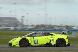 Таунсенд Белл, Билл Суидли, Эдоардо Пископо и Ричард Антинуччи, #11 O'Gara Motorsport Lamborghini Hu