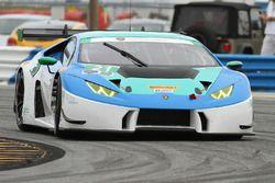 #21 Konrad Motorsport Lamborghini Huracan GT3 : Emanuele Busnelli, Jim Michaelian