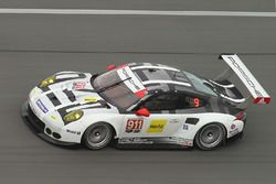 #911 Porsche Team North America Porsche 911 RSR : Nick Tandy, Patrick Pilet, Kevin Estre