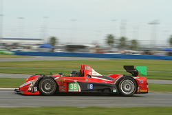 #38 Performance Tech Motorsports ORECA FLM09: James French, Jim Norman, Josh Norman, Brandon Gdovic