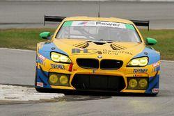 #96 Turner Motorsport BMW M6 GT3: Bret Curtis, Jens Klingmann, Ashley Freiberg, Marco Wittman