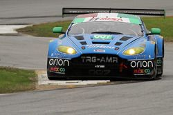 #007 TRG-AMR Aston Martin GT3: Santiago Creel, Antonio Perez, Sergio Perez, Ricardo Perez De Lara, L