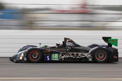 #88 Starworks Motorsport ORECA FLM09: Mark Kvamme, Sean Johnston, Maro Engel, Felix Rosenqvist