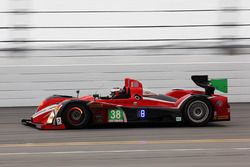 #38 Performance Tech Motorsports ORECA FLM09 : James French, Jim Norman, Josh Norman, Brandon Gdovic
