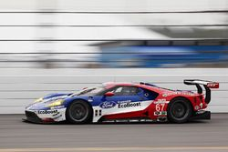 #67 Ford Performance Chip Ganassi Racing Ford GT : Ryan Briscoe, Richard Westbrook, Stefan Mücke