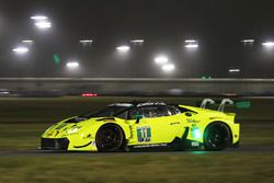 #11 O'Gara Motorsport Lamborghini Huracan GT3: Townsend Bell, Bill Sweedley, Edoardo Piscopo, Richar