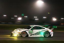#22 Alex Job Racing Porsche 991 GT3 R: Cooper MacNeil, Leh Keen, David MacNeil, Gunnar Jeannette