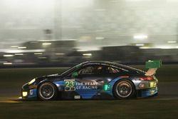 #23 Team Seattle/Alex Job Racing Porsche GT3 R: Ian James, Mario Farnbacher, Alex Riberas, Wolf Henzler