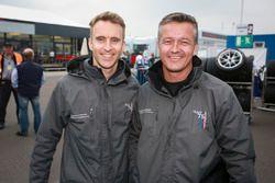 Timo Bernhard und Klaus Graf