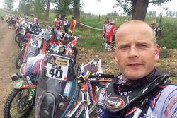 #40 KTM: 约根·范德古贝尔格