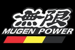 Mugen Power, logotipo