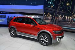 Volkswagen Tiguan GTE Active Konsepti