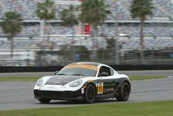 #11 DeMan Motorsport Porsche Cayman: Ethan Low, Philip Bloom, Andrew Evans