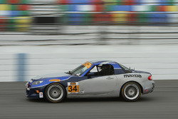 #34 Alara Racing Mazda MX-5: Christian Szymczak, Trent Hindman, Justin Piscitell