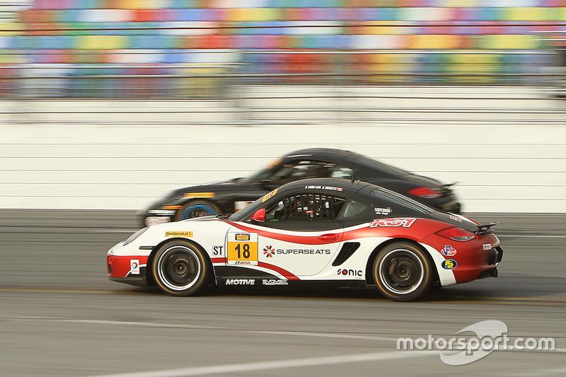 SCC: Daytona January testing
