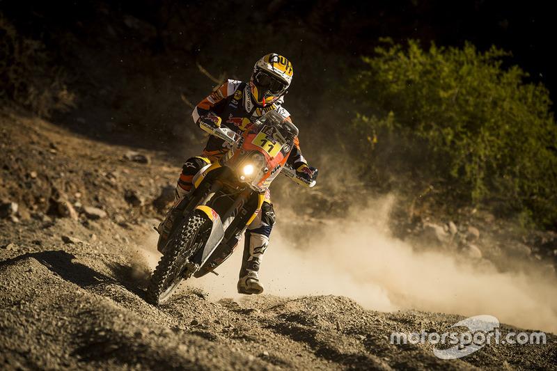 #11 KTM: 霍尔迪·维拉多姆斯