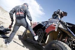 #314 Peugeot: Авария Себастьена Лёба и Даниэля Элены