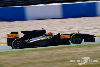 Jerez Pirelli test