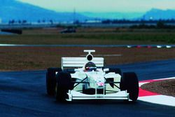 F1 BMW Test Jörg Müller ile Williams Chassis of 1998