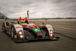 Renger Van der Zande, Starworks Motorsport Oreca-Chevrolet LMPC