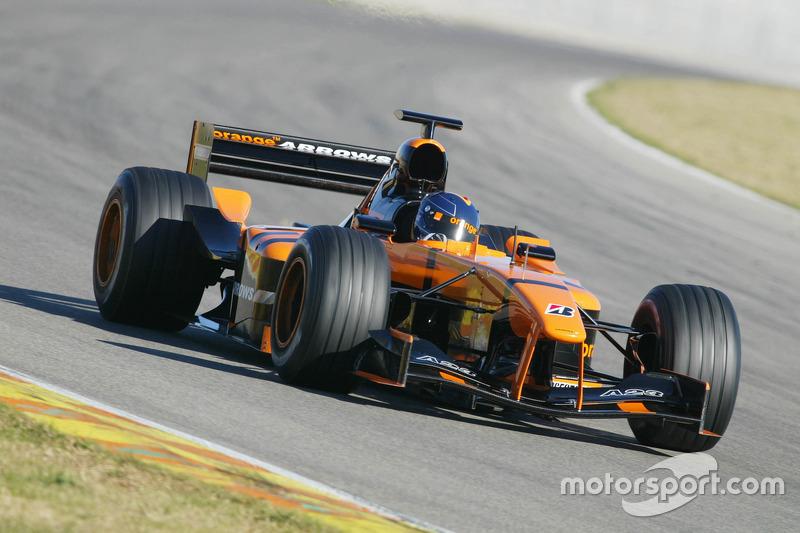 Heinz Harald Frentzen, Arrows A24