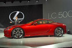 El Lexus LC500