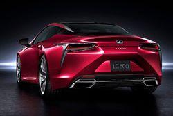 The Lexus LC500